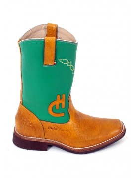 California - Western Riding Handmade Boot 2801