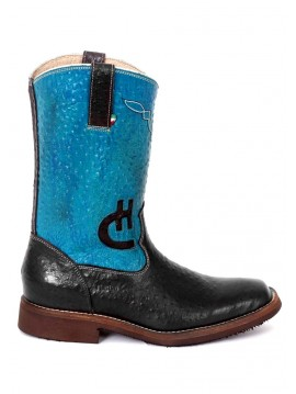 California - Western Riding Handmade Boot 2803