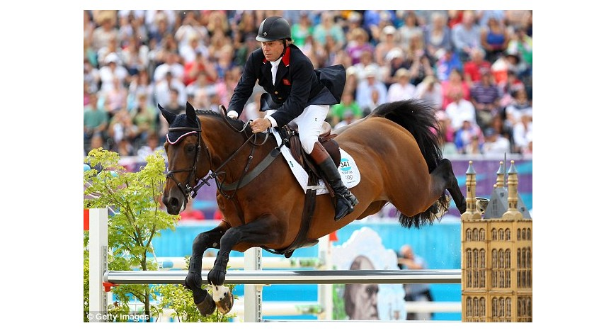 Good things come to those who wait. Nick Skelton, Olympic Gold Medal Winner, Rio 2016