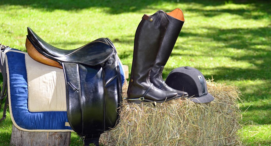 Make a fashion statement with a pair of HantonCavalier beautifully handcrafted boots